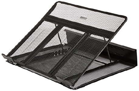Ventilated Adjustable Laptop Stand By Amazon Basics