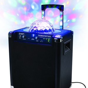 Audio Block Party Live Portable Bluetooth Speaker System
